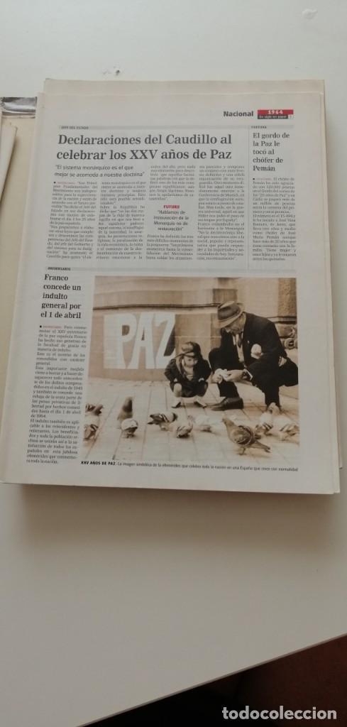 Libros: G-34 LIBRO DIARIO DE CADIZ UN SIGLO EN PAPEL 1901-2000 - Foto 8 - 215668732