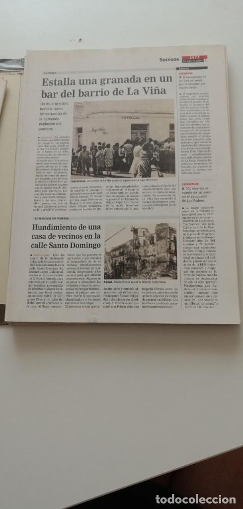 Libros: G-34 LIBRO DIARIO DE CADIZ UN SIGLO EN PAPEL 1901-2000 - Foto 13 - 215668732