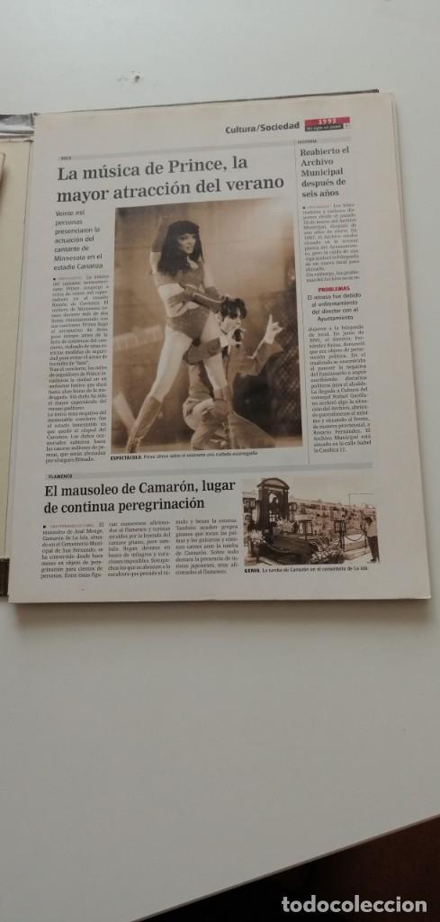 Libros: G-34 LIBRO DIARIO DE CADIZ UN SIGLO EN PAPEL 1901-2000 - Foto 19 - 215668732