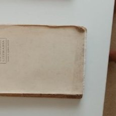 Libros: G-34 LIBRO LA NOVELA LITERARIA EL PERFUME DE LAS ISLAS BORROMEAS. Lote 215668883
