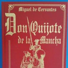 Libros: LIBRO / MIGUEL DE CERVANTES - DON QUIJOTE DE LA MANCHA, ILUSTRADO POR GUSTAVO DORÉ, ALBA LIBROS 2014. Lote 217141662