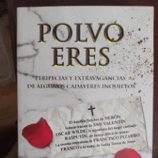 Livres: POLVO ERES NIEVES CONCOSTRINA. ENVIO CERTIFICADO INCLUIDO. Lote 217212201