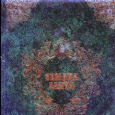Libros: LIBROS=TOMOS I Y II SEMANA SANTA DE JAEN= PAGINAS 318 Y 312-CALIDAD DEL PAPEL Y FOTOS SON EXCELENTES. Lote 217920681