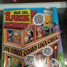Libros: MORTADELO Y FILEMÓN - UN LIBRO COMO UNA CASA- F IBAÑEZ. Lote 217988566