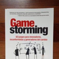 Libros: GAME STORMING. Lote 218181302