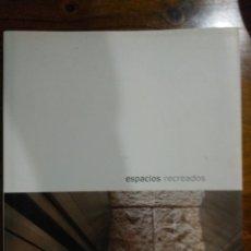 Libros: ESPACIOS RECREADOS. Lote 218325427