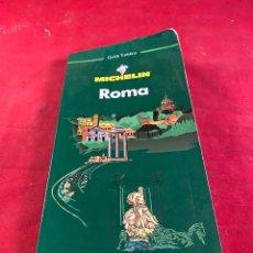 Libros: ROMA - MICHELIN. Lote 218359517