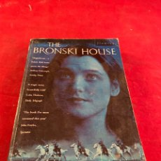 Libros: THE BRONSKI HOUSE. Lote 218359748