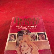 Libros: PRIMISES TO KEEP - THOMAS FLEMING. Lote 218364271