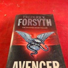 Libros: FREDERICK FORSYTH AVENGER. Lote 218365225