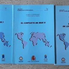 Libros: LIBROS CONFLICTOS INTERNACIONALES. Lote 218569956