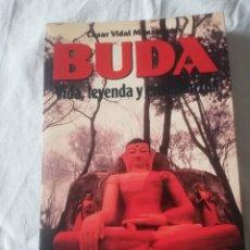 Libros: BUDA, VIDA, LEYENDA Y ENSEÑANZA,. Lote 218739855