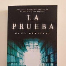 Libros: LA PRUEBA (INVESTIGACION QUE DEMUESTRA LA EXISTENCIA DEL MÁS ALLÁ). Lote 218916550