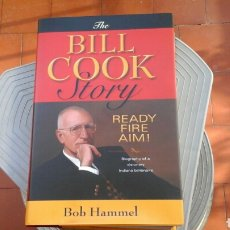 Libros: BILL COOK. Lote 218995638