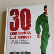 Libros: 50 AÑOS DE MUÑECOS DE ACCIÓN ARTICULADOS. Lote 219074738