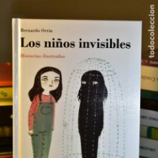Libros: LOS NIÑOS INVISIBLES- BERNARDO ORTÍN- ED. JOT DOWN BOOKS (2018). Lote 219445310