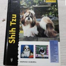 Libros: LIBRO SHIH TZU. MUY COMPLETO.. Lote 219465346