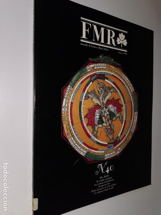 FMR Nº 40. MRS. HALLEY. LA SIGNORA DEGLI ANELLI. LA COMETA NEL LABIRINTO. IL CUPEROCCHIO. (Libros nuevos sin clasificar)