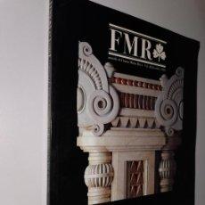 Libros: FMR MENSILE DI FRANCO MARIA RICCI, EDIZZIONE ITALIANA. Lote 219717556