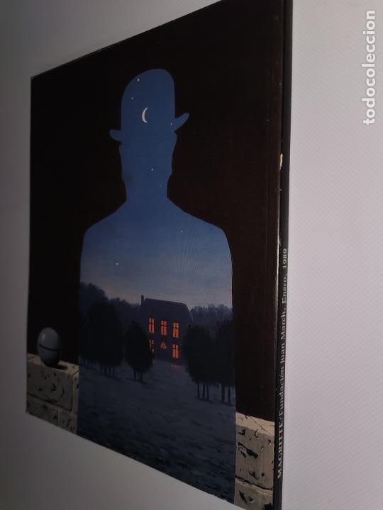 RENÉ MAGRITTE - FUNDACIÓN JUAN MARCH - 1989 (Libros nuevos sin clasificar)