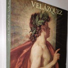 Libros: VELÁZQUEZ. CATALOGO EXPOSICIÓN 23 DE ENERO A 31 DE MARZO DE 1990 MUSEO DEL PRADO. Lote 219717777