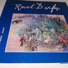 Libros: RAOUL DUFY. 1877- 1953. - VV.AA.:. Lote 219723168