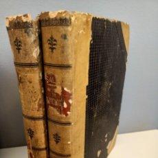 Libros: NOCIONES DE TECNOLOGIA AGRICOLA, ESTEBAN SALA, APUNTES A MANO DE 1892. Lote 219848055