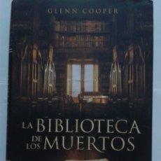 Livros: LA BIBLIOTECA DE LOS MUERTOS - GLENN COOPER. Lote 220286953