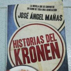 Libros: LIBRO HISTORIAS DEL KRONEN. J. A. MAÑAS.. Lote 220719181