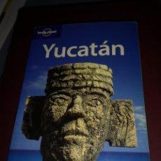Libros: TRST4. D. LIBRO. YUCATAN. LONELY PLANET. Lote 220732058