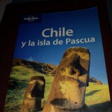 Libros: EST4. D. LIBRO. CHILE Y LA ISLA DE PASCUA. LONELY PLANET. Lote 220732865