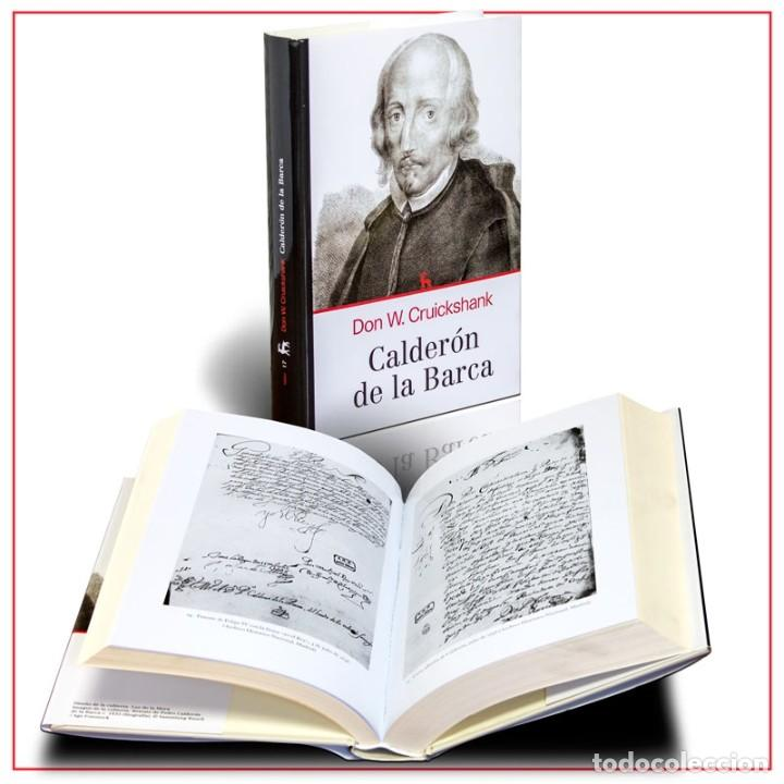 CALDERÓN DE LA BARCA. (CRUICKSHANK, DON W.) (Libros nuevos sin clasificar)