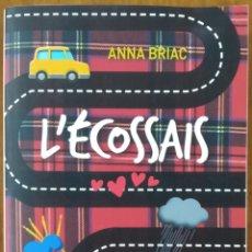 Libros: LIBRO L'ÉCOSSAIS. Lote 221556861