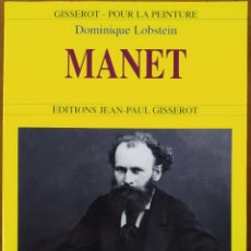 Libros: LIBRO MANET. Lote 221558047