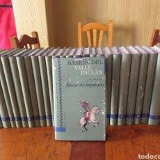 Libros: COLECCION 26 TOMOS VALLE INCLAN. Lote 221560598