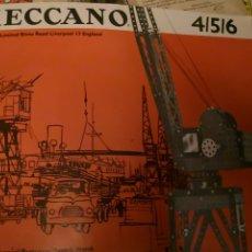 Libros: TRST4. E6. LIBRO DE MECCANO 4/5/6. Lote 221580888