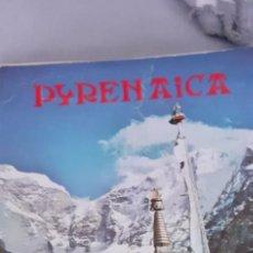 Libros: PYRENAICA ESPECIAL EVEREST 1980. Lote 221596343