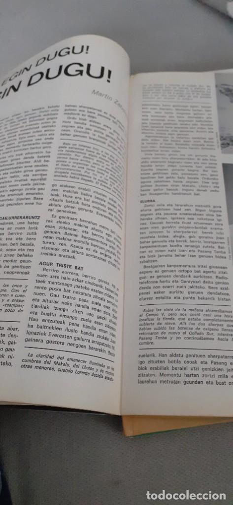 Libros: PYRENAICA ESPECIAL EVEREST 1980 - Foto 2 - 221596343