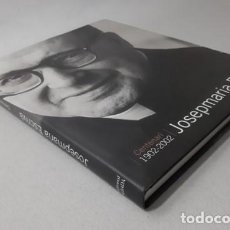 Libros: JOSEPMARIA ESCRIVÀ FUNDADOR DE L'OPUS DEI : 1902-2002, CENTENARI (2002) CATALÀ. Lote 221648376