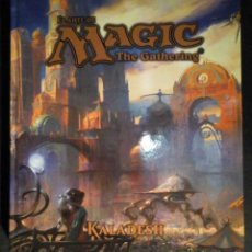 Libros: THE ART OF MAGIC: THE GATHERING - KALADESH - PLANETA 2017. Lote 221735118