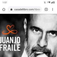 Libros: LA MAGIA DE LA GRATITUD JUANJO FRAILE CALDERON. Lote 222089160
