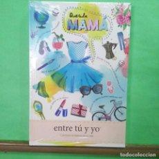 Libros: QUERIDA MAMA - ENTRE TU Y YO - REDLING, KIM - NUEVO A ESTRENAR PRECINTADO. Lote 222377505