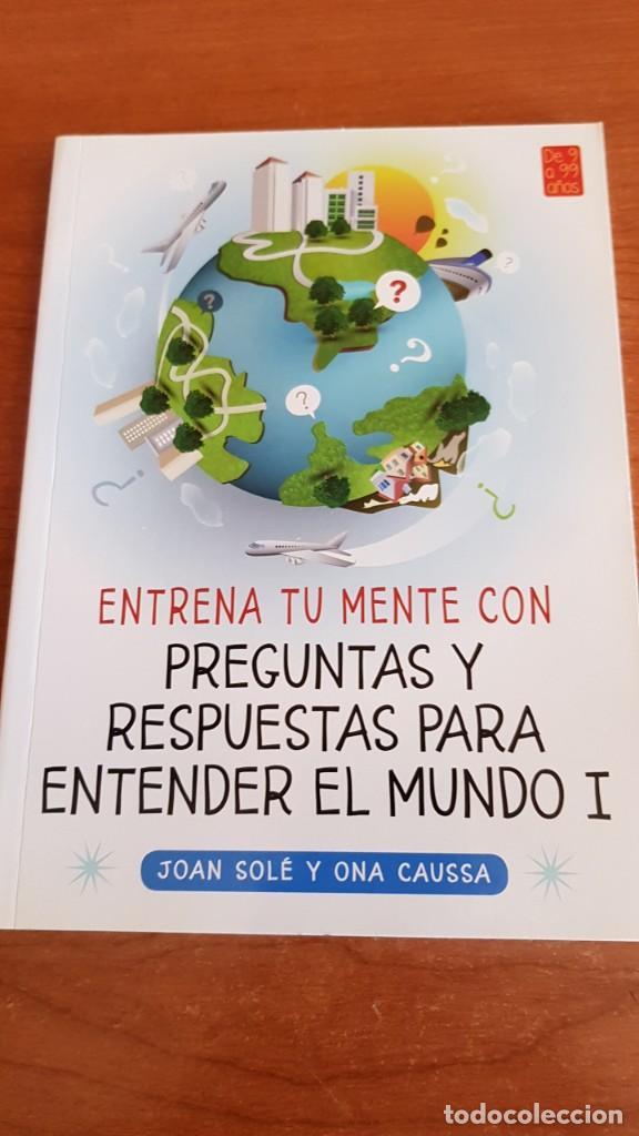 Libros: DE 9 A 99 AÑOS / ENTRENA TU MENTE CON... MIQUEL CAPÓ - 2018 / COMPLETO A ESTRENAR. - Foto 5 - 222652160