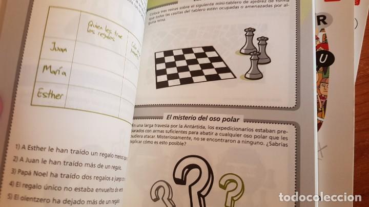 Libros: DE 9 A 99 AÑOS / ENTRENA TU MENTE CON... MIQUEL CAPÓ - 2018 / COMPLETO A ESTRENAR. - Foto 11 - 222652160