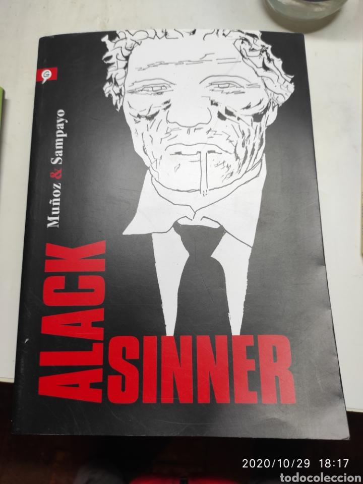 ALACK SINNER (Libros nuevos sin clasificar)