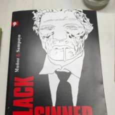 Libros: ALACK SINNER. Lote 222687472