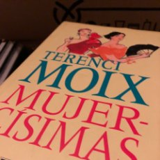 Libros: TERENCI MOIX MUJERCISIMAS. Lote 222708740