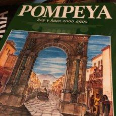 Libros: POMPEYA HOY Y HACE 2000 AÑOS. BONECHI. Lote 222709478