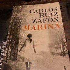 Libros: CARLOS RUIZ ZAFÓN: MARINA. Lote 222709671