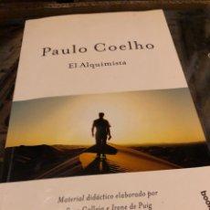 Libros: EL ALQUIMISTA DE PAULO COELHO. Lote 222709760